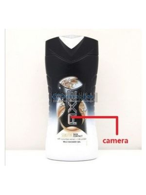 720P Axe Shampoo Bottle Camera Remote Control On/Off And Motion Detection Record