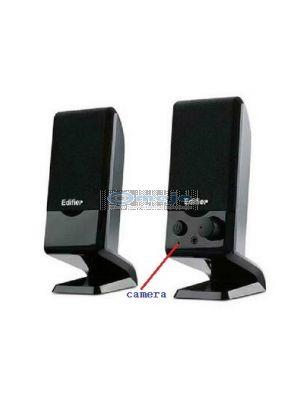 1080P HD Computer speaker Hiden Spy Camera DVR 32GB