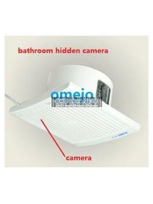 wifi 4k HD Bathroom Exhaust fan Hidden Camera DVR 32GB