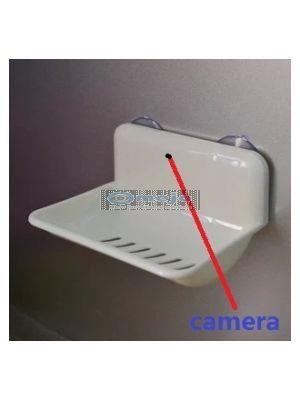 Soap Box Hidden 720P HD waterproof Remote Control Bathroom Spy Camera DVR 32GB