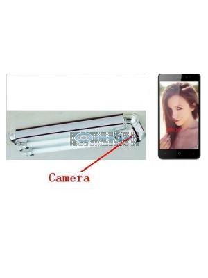 Tube Light Hiden Spy Camera Wireless Spy Cell Phone DVR