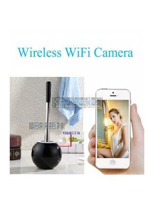 Toilet Brush Hidden Camera WIFI 4K Camera support 128GB